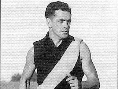 Sport – 'Billy' Wilson, Champion AFL Footballer