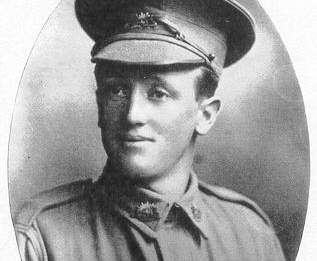 'Greater Love …' – WW1, Charles Alfred Wilson