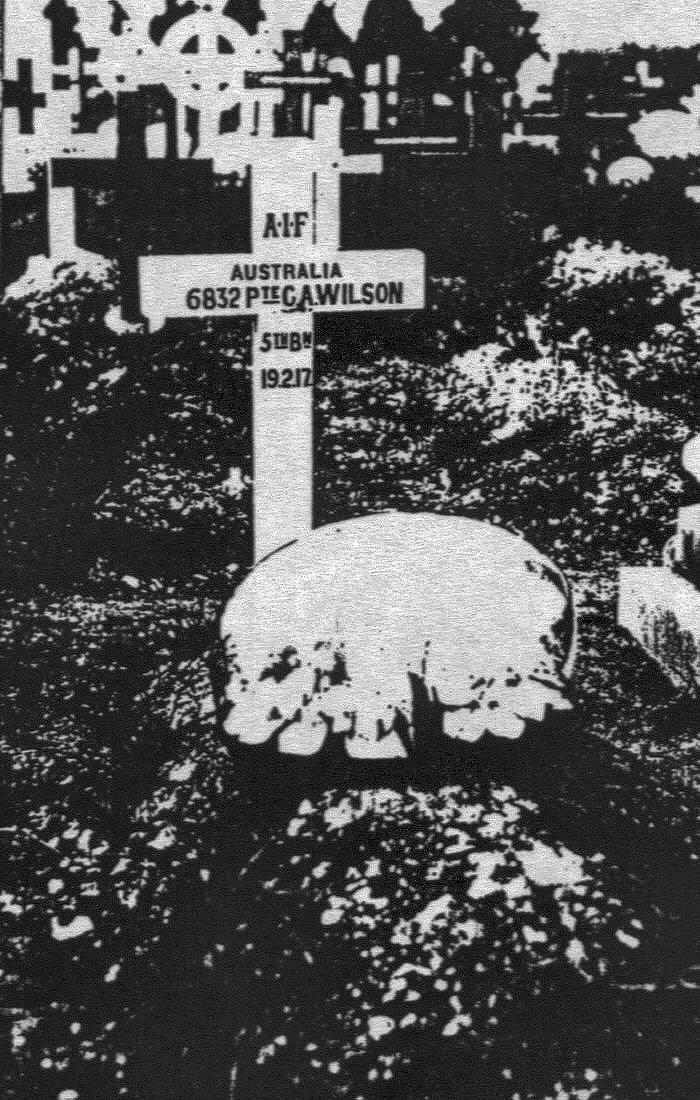 Grave Marker (1917)