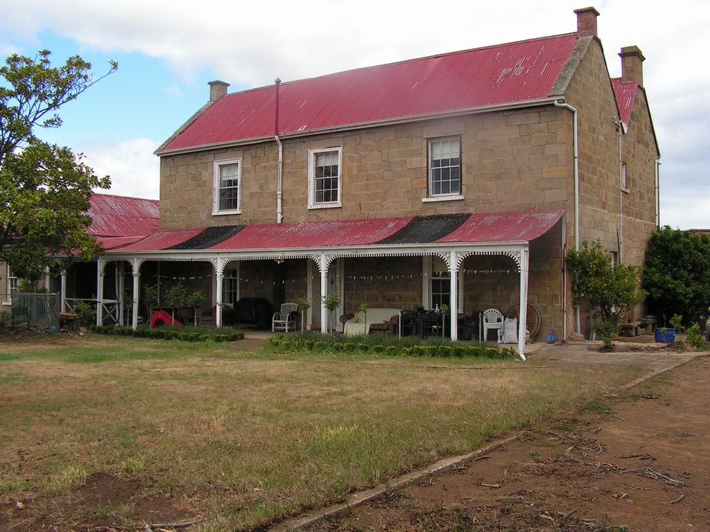 Clarendon on the Derwent Homestead